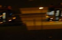 Wypadek samochodowy na Chełmie