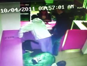 Kradzież napiwków w pizzerii