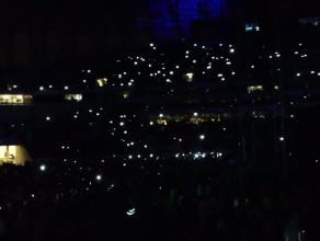 Telefony w górze