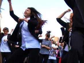 """Gangam Style"" na Długim Targu"