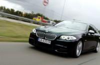 Dynamiczna M-ka w dieslu - BMW xDrive M 550d