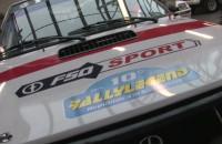 Polonez 200 Rally. Startuje w elitarnym rajdzie