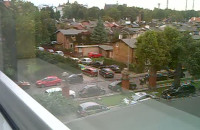 Jak oni zaparkowali!!!!!