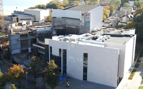 Teatr Muzyczny w remoncie