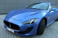 Maserati patrzy na Trójmiasto