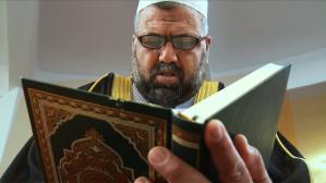 Wnętrza meczetu w Gdańsku