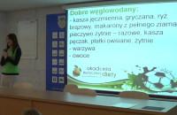 Dobre i złe węglowodany - Wykład dla młodych piłkarzy klubu Arka Gdynia - Dietetyk trójmiasto
