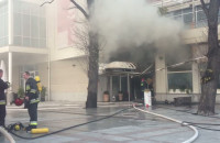 Pożar w klubie Unique w Sopocie