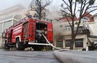 Pożar clubu w Sopocie