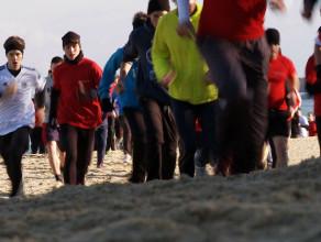 Pogoda dopisała biegaczom podczas Gdańsk Biega 2012