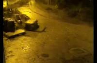 Kamera monitoringu wypatrzyła złodzieja