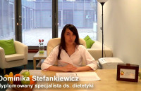 Dietetyk odpowiada - Intensywny wysiłek fizyczny a dieta. - D. Stefankiewicz - Dietetyk medyczny