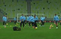 Reprezentacja Urugwaju trenowała na PGE Arenie