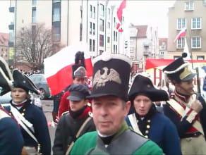 Garnizon Gdańsk*Parada Niepodległości
