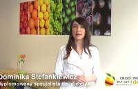Dietetyk radzi - Dieta dzieci i młodzieży - Dominika Stefankiewicz - Poradnia Trójmiasto