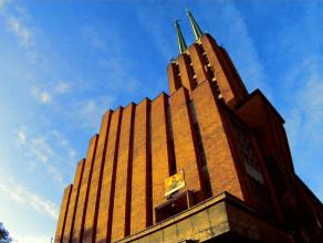 Kościół z miliona dwustu tysięcy cegieł
