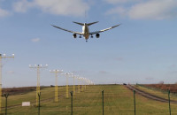 Dreamliner nad Trójmiastem
