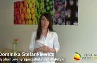 Dietetyk radzi - Biała śmierć (cukier) - D. Stefankiewicz - Poradnia Gdańsk - Zdrowe odchudzanie