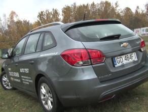 Chevrolet Cruze daje mata