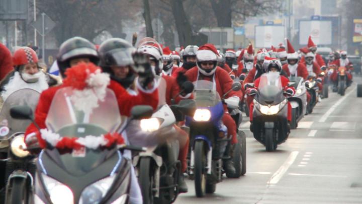 W 2012 roku na trasie pojawiło się około tysiąca motocykli.