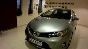 Na nowy rok nowa Toyota Auris