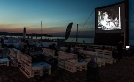 Sopot Film Festival głównie w plenerze