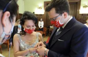 Mniej ślubów w Trójmieście