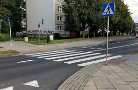 Przejścia dla pieszych będą bezpieczniejsze