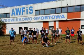 Piłkarze ręczni wznowili treningi