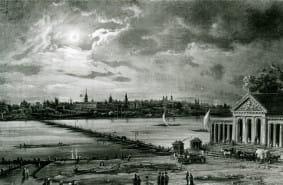 Relacja z zaćmienia słońca sprzed 170 lat
