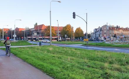 Nowy przystanek autobusowy we Wrzeszczu
