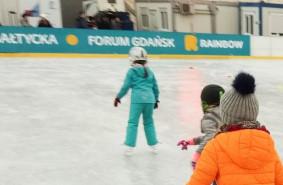 Niedzielne łyżwy w hali Olivia