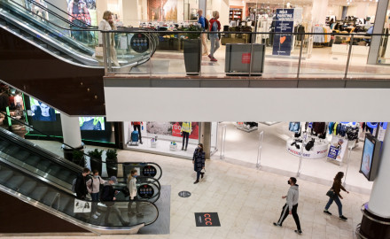 Centra handlowe otwarte od soboty