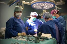 UCK z rekordową liczbą przeszczepień wątroby