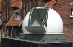Nowe obserwatorium astronomiczne w Trójmieście