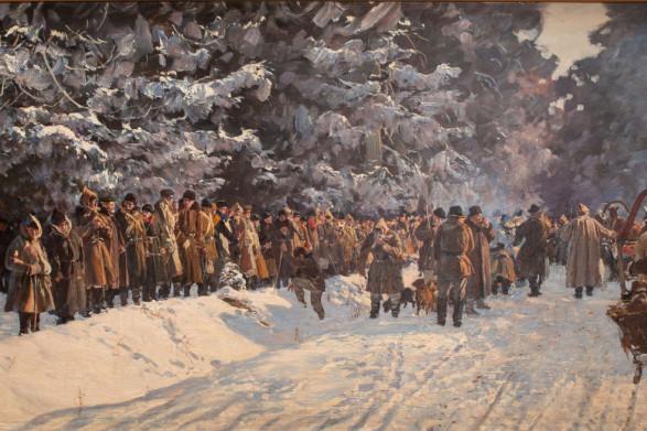 2 miliony za obraz Fałata. Rekord aukcji w Sopocie