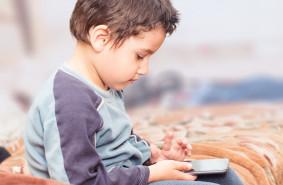 Aplikacja pomaga w nauce dzieciom