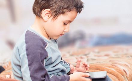 Aplikacja pomaga w nauce dzieciom z autyzmem