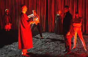 """Po premierze """"Fausta"""" w Teatrze Wybrzeże"""