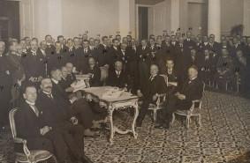100 lat od podpisania umowy polsko-gdańskiej