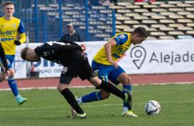 Arka wygrała po golu w 94 min.
