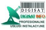 Digisat - instalacje telewizyjne