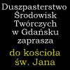 Duszpasterstwo Środowisk Twórczych Archidiecezji Gdańskiej