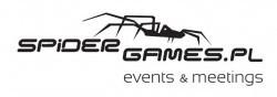 Spider Games logo