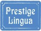 Prestige Lingua logo