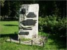 Pomnik -obelisk 'W hołdzie najmłodszym żołnierzom'