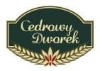 Cedrowy Dworek logo