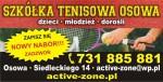 Tenis Gdańsk Osowa Active-zone.pl logo