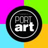 Port art