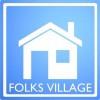 Folks Village Hostels logo
